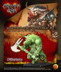 Minotaur Lord w/Great Axe