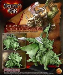 Orc Warlord on Boar (1st Edition)