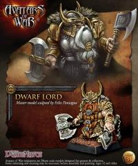 Dwarf Thane w/Paired Weapons