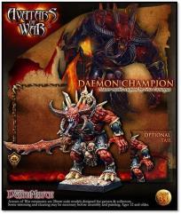 Daemon Champion - Herald of War