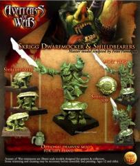 Skrigg Dwarfmocker & Shieldbearer