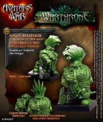 Dwarf Berserker Lord w/Great Weapon
