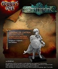 Lord of Castria w/Weapon & Shield