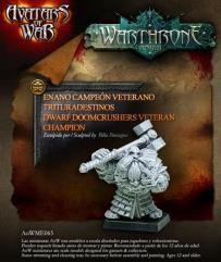 Dwarf Doomcrusher Veteran Champion