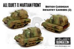 British Cardigan Infantry Carriers (1st Printing)