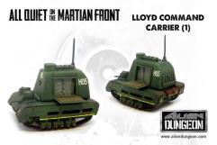 British Lloyd Command Carrier (1st Printing)