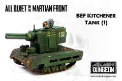 British Kitchener Tank (1st Printing)