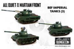 British Imperial Tanks (1st Printing)