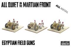 Egyptian Field Gun Battery