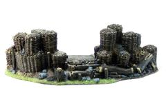 Siege Fortification - Large Single Gun Emplacement