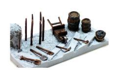 Siege Fortification - Tool Kit
