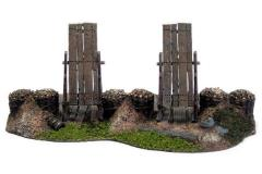 Siege Fortification - 2 Manlet Siege Section