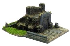 Siege Fortification - Mine Head Section