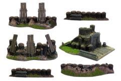 Siege Fortification - Set #2