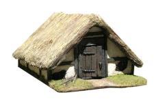 Daub & Wood A-Frame House
