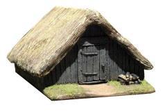 Timber A-Frame House