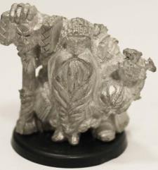 Dwarf Thane w/Great Weapon #1