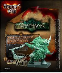 Lord of Pestilence w/Great Weapon (Limited Edition)