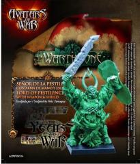 Lord of Pestilence w/Great Weapon & Shield (Limited Edition)