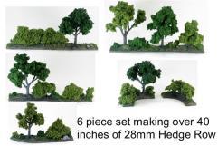 Hedge Row Set