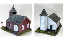 Meeting House/Church Kit
