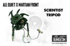 Scientist Tripod (1st Printing)