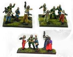 Lobototon Squad Blasters (1st Printing)