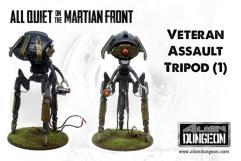 Assault Tripod - Veteran (1st Printing)