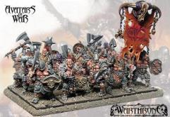 Marauders of the Apocalypse w/Weapon & Shields
