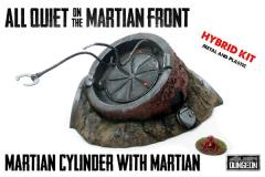 Martian Cylinder (1st Printing)