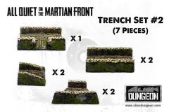 Trench Set #2 (Resin) (1st Printing)