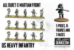 US Heavy Infantry (1st Printing)
