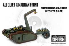 MkII Munitions Carrier (1st Printing)