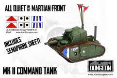 MKII Command Tank (1st Printing)