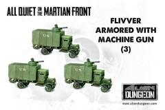 Flivver - Armored w/Machine Gun (1st Printing)