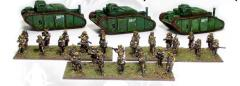 Armored Infantry Carriers (1st Printing)