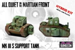 MkIII S Support Tank (1st Printing)