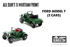 Ford Model T Cars - 2 Seater (1st Printing)