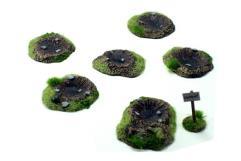 Portable Mine Field