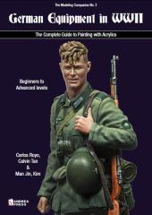 ANDREA   PAINTING GERMAN EQUITMENT IN WWII book   STOCK # AP 0641