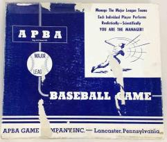 APBA Baseball Game (1961 Teams)