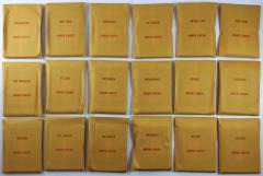 APBA Baseball 1964 Player Cards - Complete Set (1965 Printing)