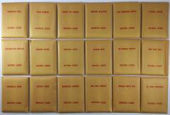 APBA Baseball 1973 Player Cards - Complete Set (1974 Printing)