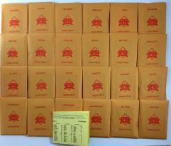 APBA Baseball 1974 Player Cards - Complete Set (1998 Printing)