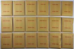APBA Baseball 1977 Player Cards - Complete Set (1978 Printing)