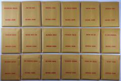 APBA Baseball 1978 Player Cards - Complete Set (1979 Printing)