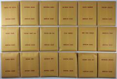APBA Baseball 1983 Player Cards - Complete Set (1984 Printing)