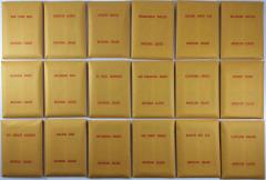APBA Baseball 1985 Player Cards - Complete Set (1986 Printing)