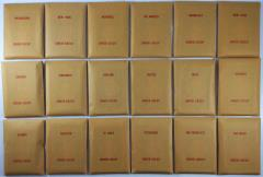 APBA Baseball 1986 Player Cards - Complete Set (1987 Printing)