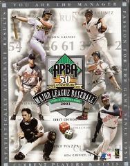 APBA Baseball Game (50th Anniversary Edition)